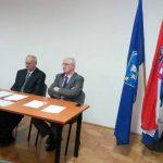Predsjednik S.Dražić i dopredsjednik A.Puškar