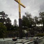 središnji križ u Aleji hrv.