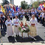 procesija u čast Velike Gospe