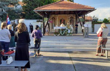 misa u Stenjevcu