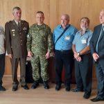 Bartolac s kolegom i pripadnicima 101. i 153. brigade HV(1)