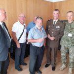 Bartolac s kolegom i pripadnicima 101. i 153. brigade HV (2)