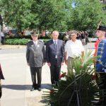 Odavanje počasti poginulim braniteljima, Osijek2